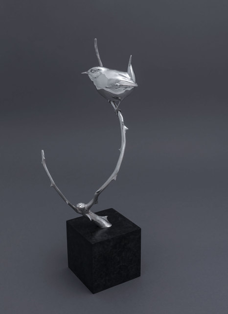 , 'Silver Wren II,' 2016, Sladmore Contemporary
