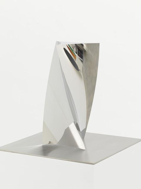 , 'Curved Triangle Twist ,' 2016, Kukje Gallery