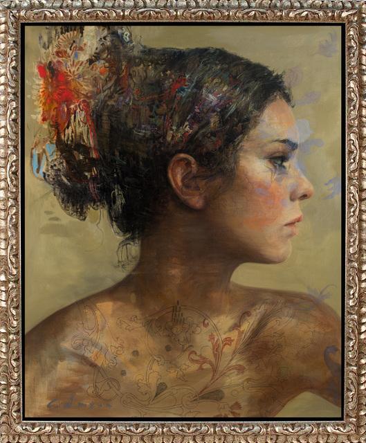 , 'Spanish Dancer,' , Merritt Gallery