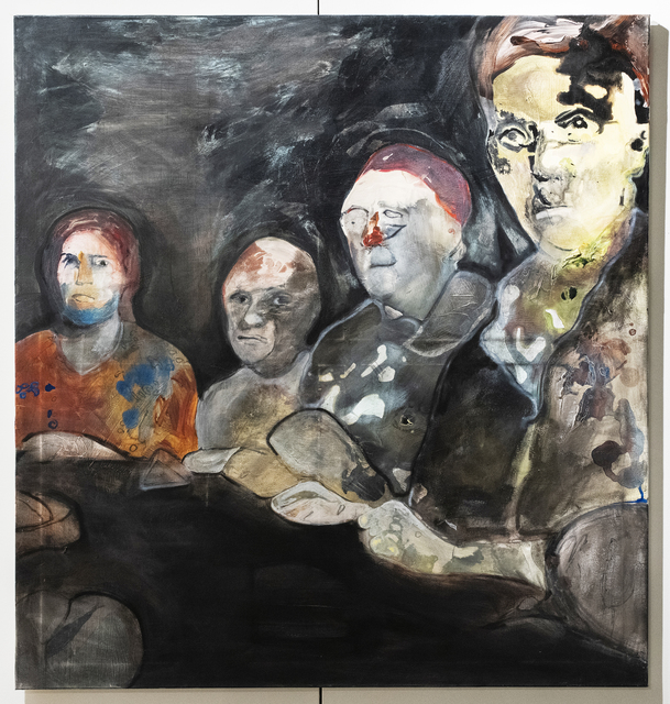 Maya Bloch, 'Untitled', 2009, Painting, Oil on canvas, Rema Hort Mann Foundation Benefit Auction