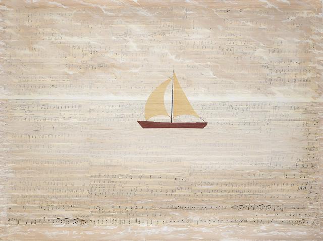 , 'The Sea of Cole Porter,' 2017, Tillou Fine Art