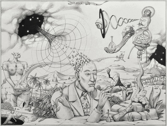 , 'The Scientific Experiment,' , Mirus Gallery