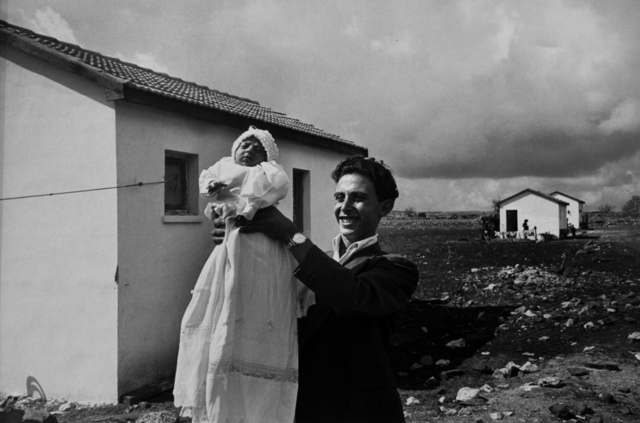 , 'First child born, Alma, Israel,' 1951, Vision Neil Folberg Gallery