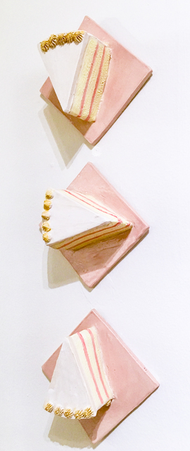 Liv Antonecchia, 'Little Cake Slices', Miller Gallery Charleston
