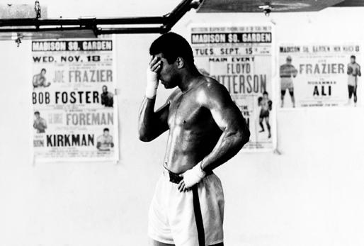 Chris Smith, 'Hard at the Gym', 1971, Alon Zakaim Fine Art