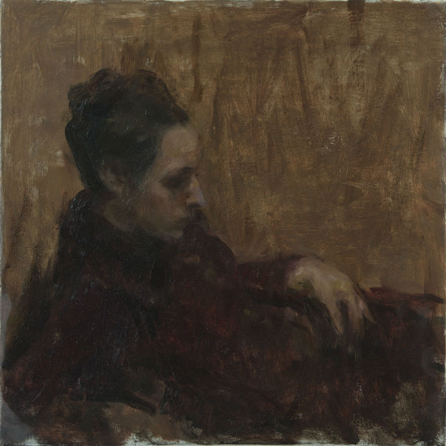 Ron Hicks, 'Study of Rebecca Reclining ', 2017, Gallery 1261