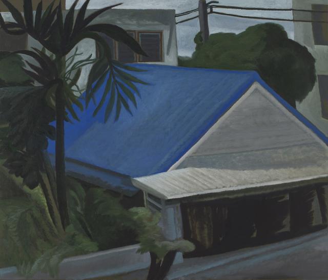 , 'Window 2, 2nd Floor / Blue Roof,' 2017, Richard Koh Fine Art