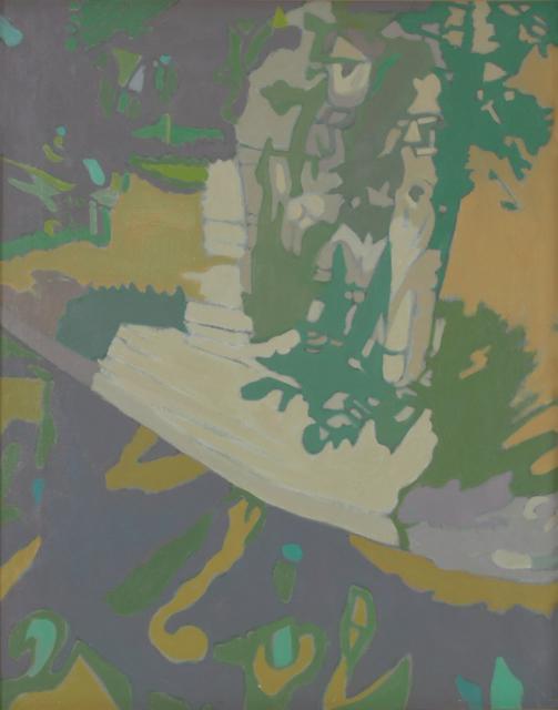 , 'Apple Tree in Yellow,' 1990, Walter Wickiser Gallery