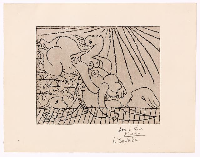 , 'Le Sauvetage II,' 1932, Galerie Maximillian