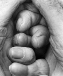Interlocking Fingers, No. 19