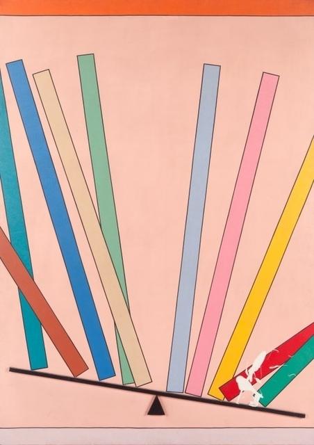 Aldo Mondino, 'Anniversario Privato', 1965-67, Aste Boetto