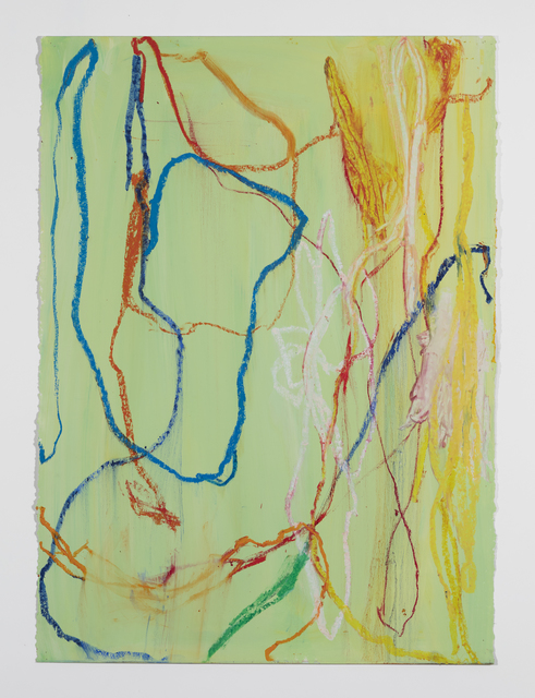 Anastasia Pelias, 'Automatic (green, red, yellow, blue)', 2008, Jonathan Ferrara Gallery