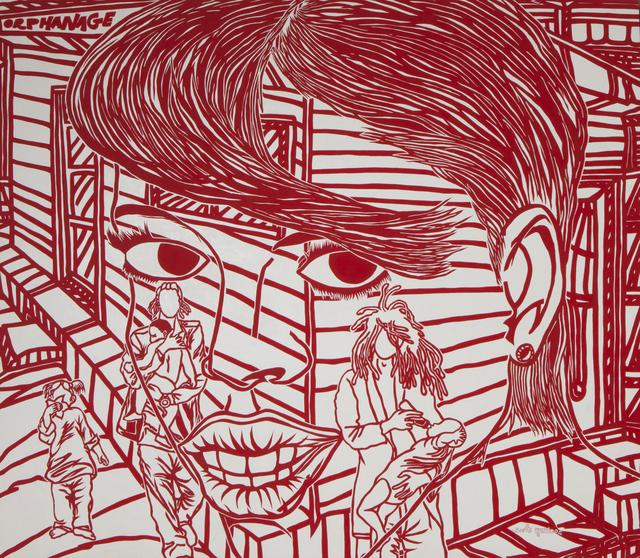 , 'Laisse pas traîner ton fils 1,' 2014, Jack Bell Gallery
