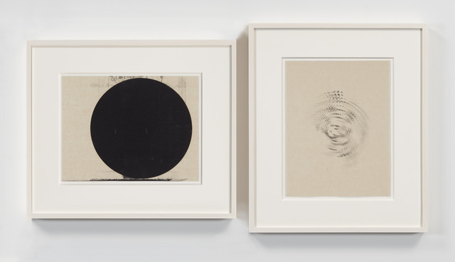 , 'Untitled (Circle Pair),' , Anthony Meier Fine Arts