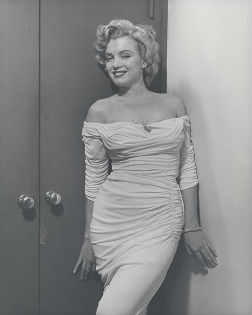 , 'Marilyn Monroe,' New York 1952, Johannes Faber