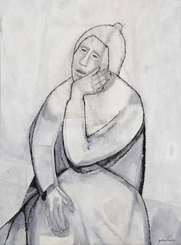 Gustavo Montoya, 'Mujer Pensando', ca. 1960, Stern Fine Art