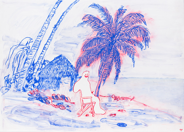 Kathleen Henderson, 'On the Beach', 2019, Track 16 Gallery
