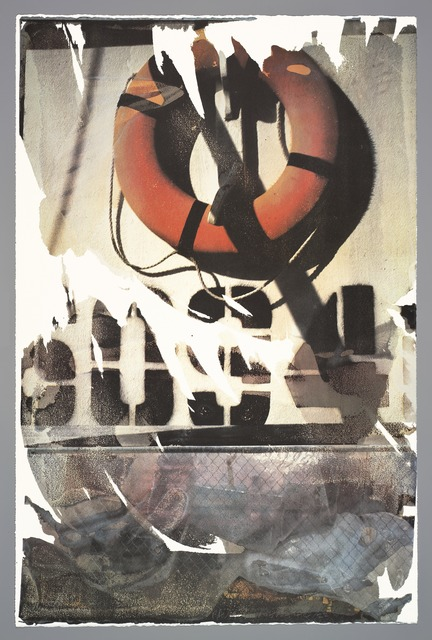 Robert Rauschenberg, 'Health (Tribute 21)', 1994, San Francisco Museum of Modern Art (SFMOMA)
