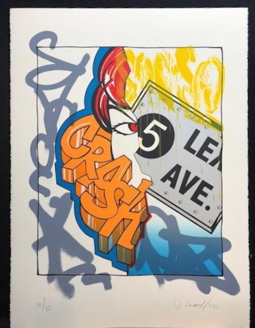 CRASH, '5 Lex', 2000, Fine Art Acquisitions
