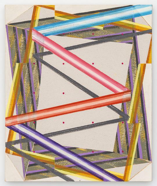 , 'No. 7 (Desire Lines),' 2017, Tempe Digital
