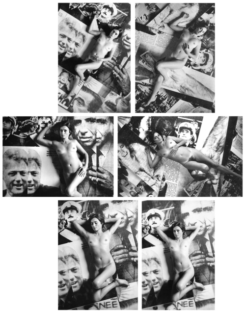 , 'Untitled. Imagen pública - Altas esferas,' 1993, Rolf Art