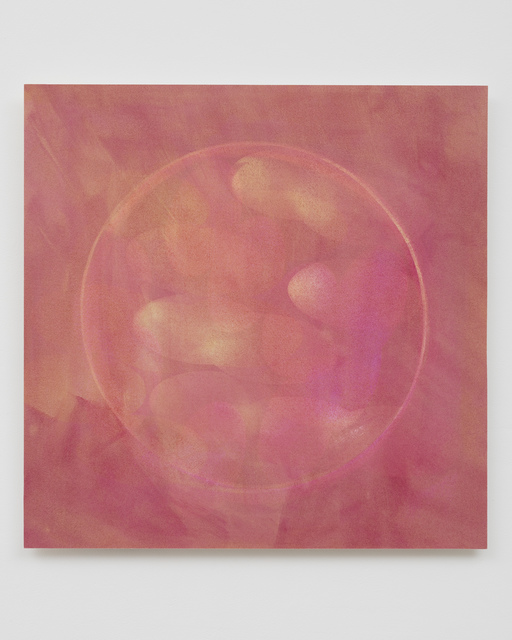, 'The Eye and the Planets (#18),' 2016, Laure Genillard