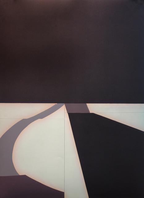 , 'Two Roads,' 2011, Tandem Press