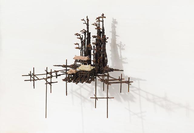 , 'House Series 7 ,' 2019, Karin Weber Gallery