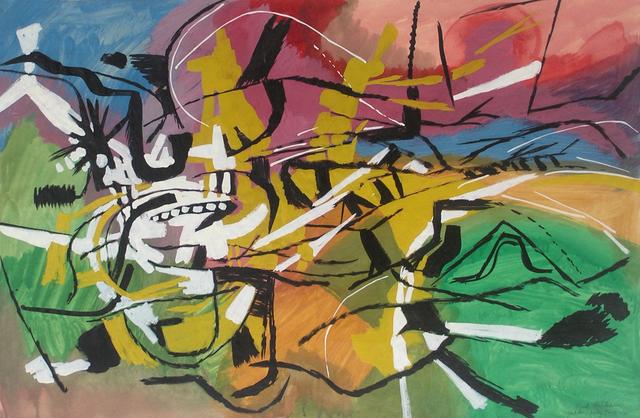, 'Yaddo,' 1954, Dolan/Maxwell