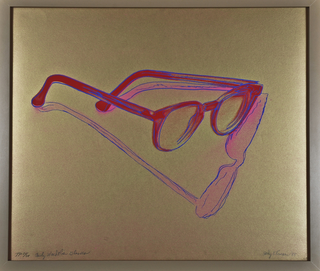 , 'Andy Warhol's Glasses,' 1988, Andrea S. Keogh Art and Design