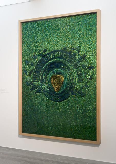 , 'The Civilizing Land of Belgium,' 2012, PinchukArtCentre