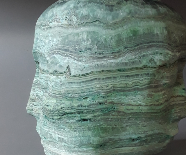 , 'Head,' 2018, Gallery Mee