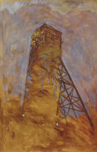 , 'Tower,' 2015, Octavia Art Gallery