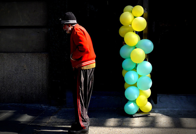 , 'Balloons,' 2012, Bernarducci Meisel Gallery