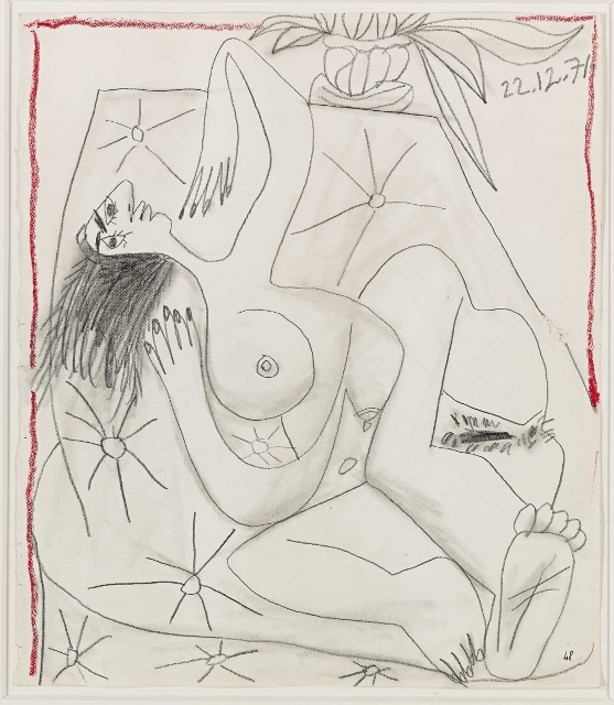 Pablo Picasso, 'WOMAN', 1971, Shoichiro/Projekcts by Projects