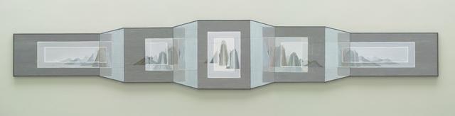 , 'The Mountain Figure 山居图,' 2018, Amy Li Gallery
