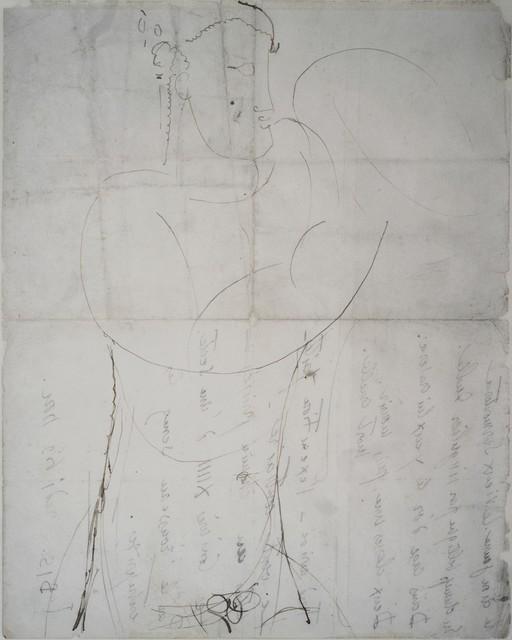 , 'Torso d'atleta,' 1910, Studio Guastalla