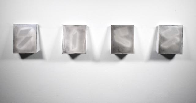 , 'Pass 1 - 4,' 2016, David Klein Gallery