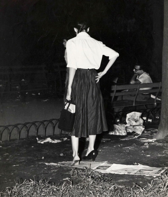 Weegee, 'Girl With a Problem', 1940, Caviar20