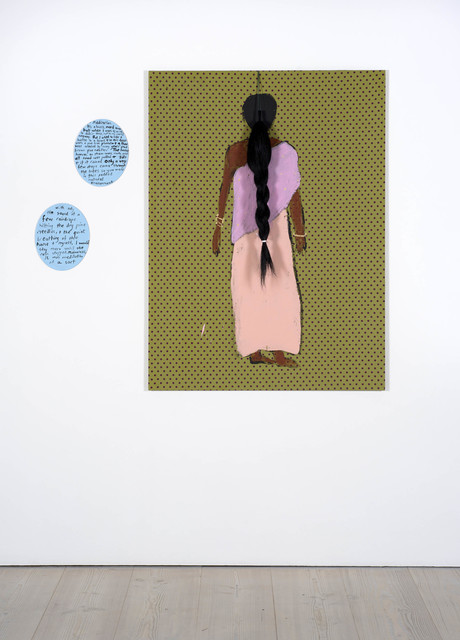 , 'Indian Lady,' 2019, Vigo Gallery
