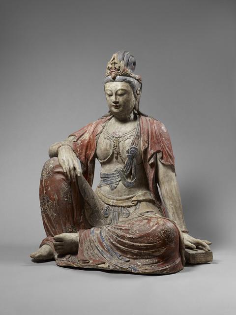 , 'Bodhisattva,' Song dynasty-c. 1125, Kimbell Art Museum