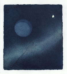 Tsugomori (The Moon Hides/ Waning Crescent) September 16 2020 Day 184 Lockdown ( Latitude 40.760131, Longitude -73.980127)