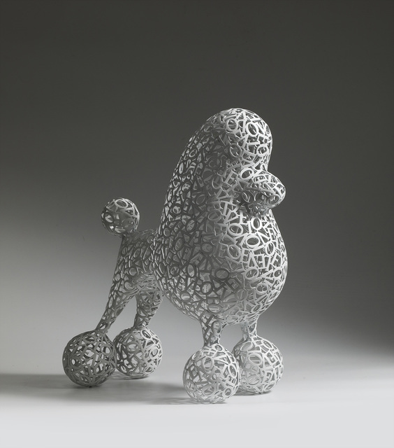 , 'Toy-Love (Poodle),' 2019, BLANK SPACE