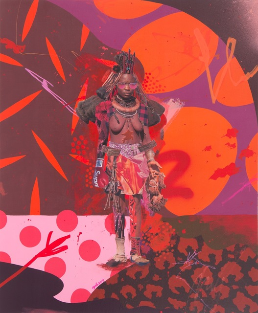 Yoh Nagao, 'Wonder Tribe Nambia Himba Lady', 2017, Mirus Gallery
