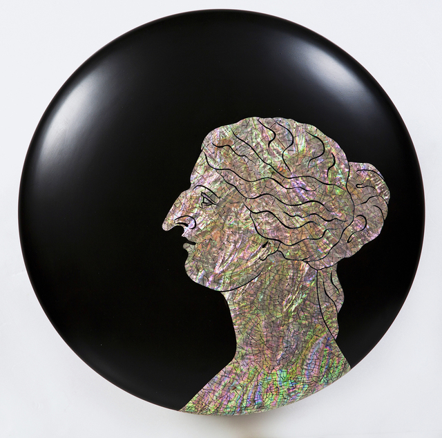 , 'Goddess of the World No. 5,' 2008, Ricco/Maresca Gallery
