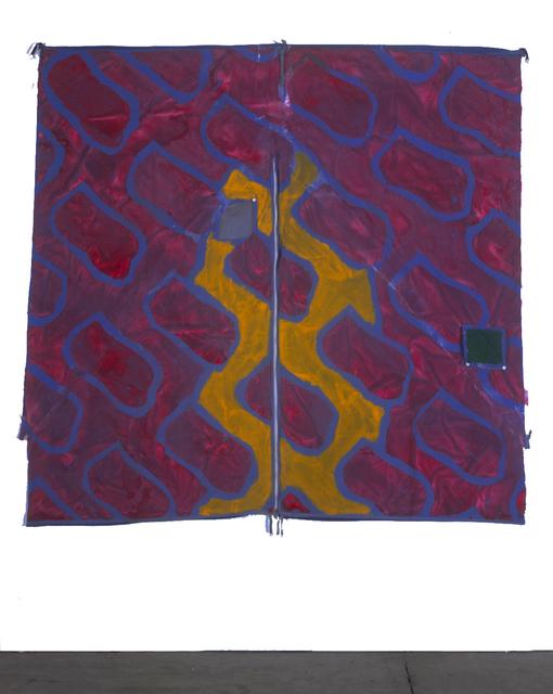 Claude Viallat, 'Untitled', 2002, Galleria Fumagalli