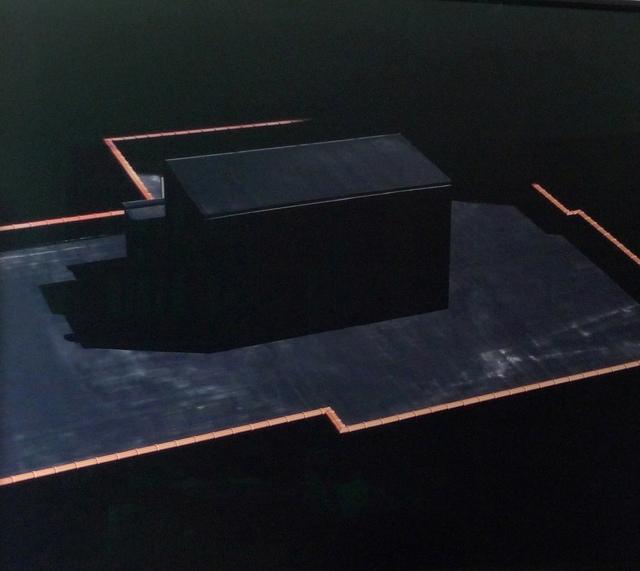 , 'Black Box,' 2009, Elgiz Museum