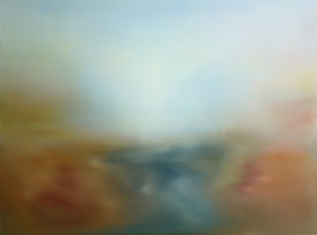 , 'A Story Of Light - Homage To J.M.W. Turner,' 2019, GALERIE URS REICHLIN