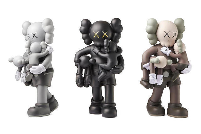 KAWS, 'Clean Slate (set of 3)', 2018, Smith Andersen North