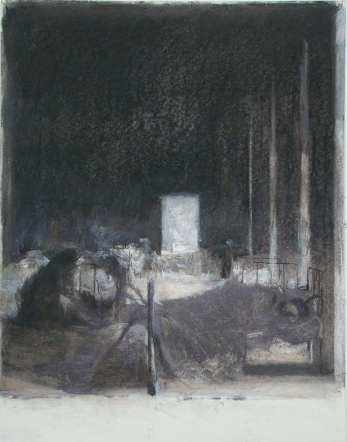 , 'Hospital-Palace 2, 2008-2012,' 2008-2012, Ditesheim & Maffei Fine Art